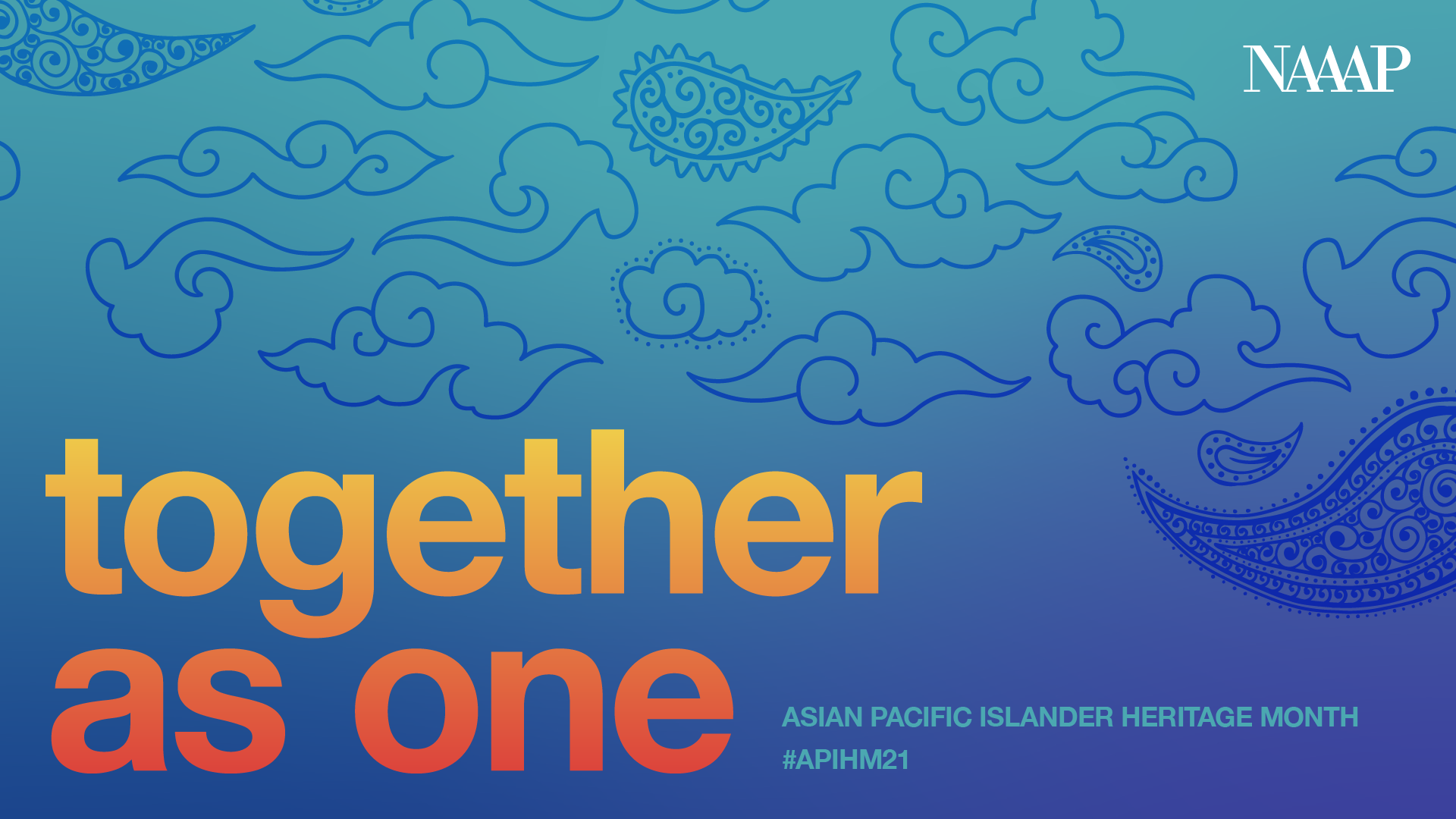 Asian Pacific Islander Heritage Month Graphics for Mobile